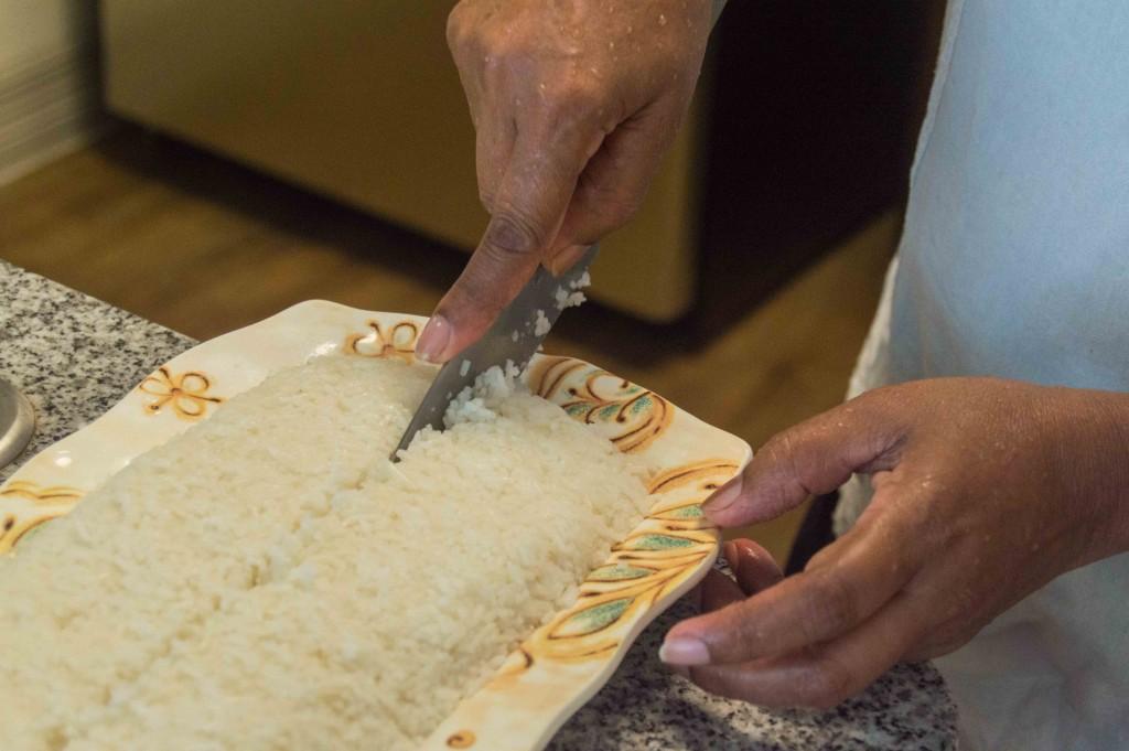 making kiribath