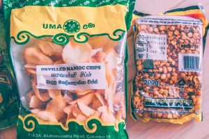 Sri Lanka food souvenirs