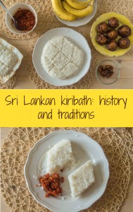 sri lankan milk rice kiribath