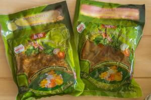 sri lankan precooked curries