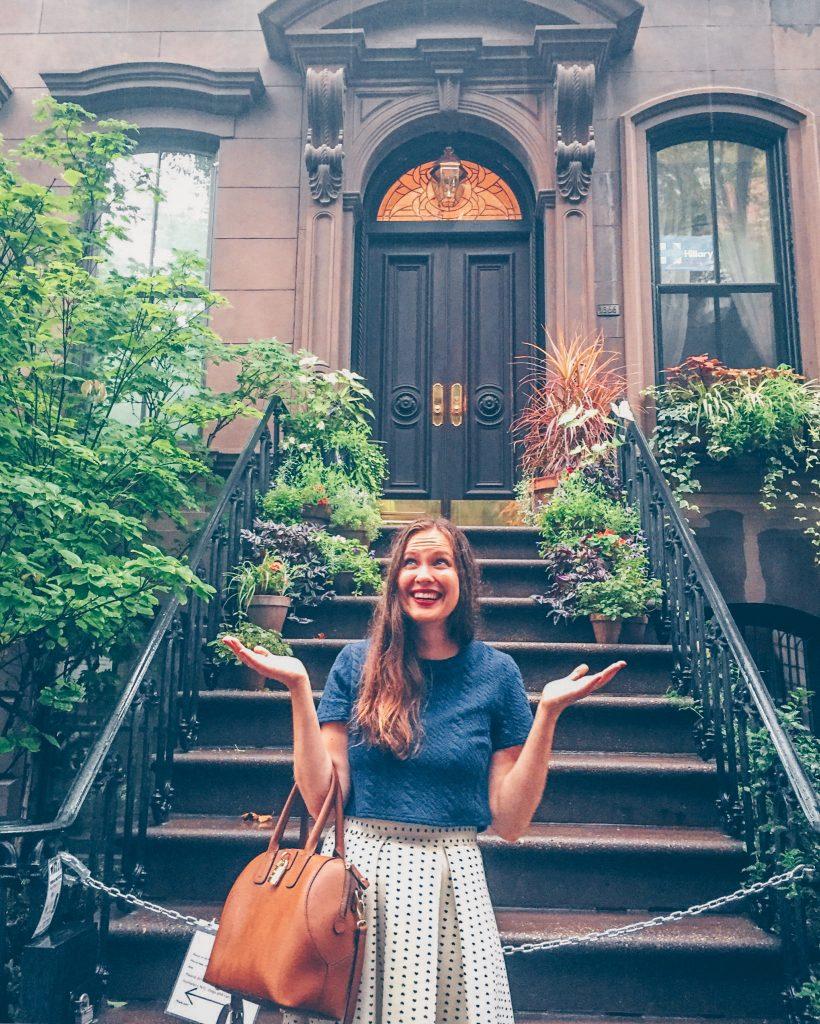 Carrie Bradshaw Apartment Address: Carrie-Bradshaw-apartment-NYC