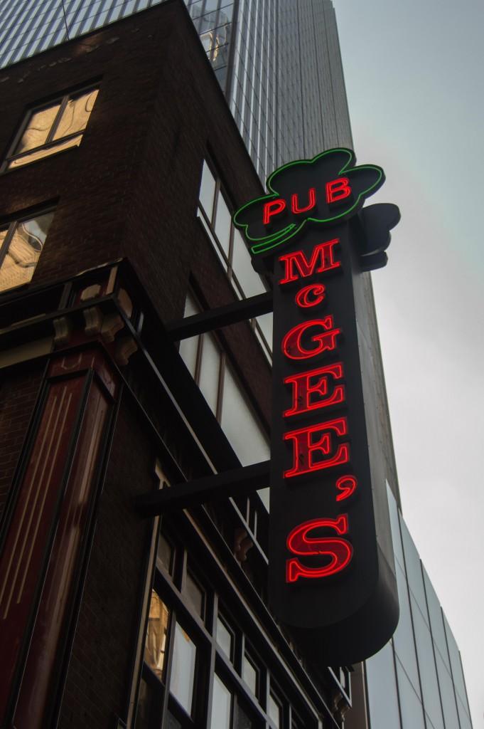 McGee's pub inspiration of MacLaren's