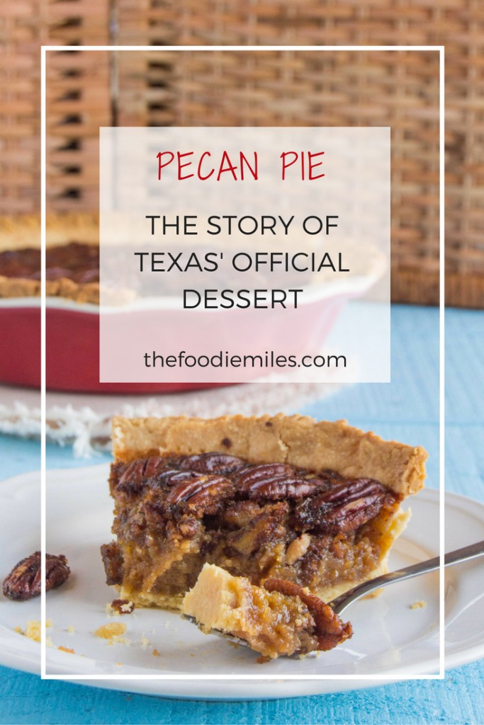 pecan pie texas official dessert