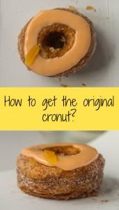 dominique ansel original cronut