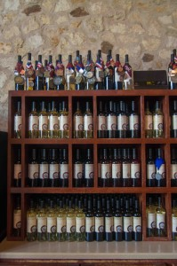 duchman winery tasting room