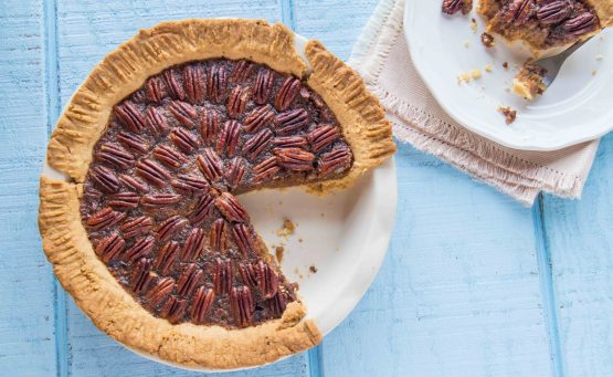 pecan pie history