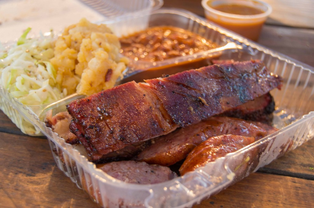 day trip from austin salt lick bbq