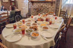 Mrs. Wilkes Dining Room Savannah