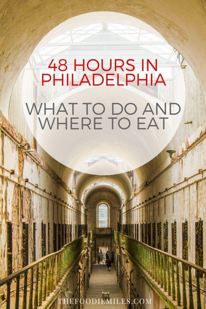 48 hours in philadelphia