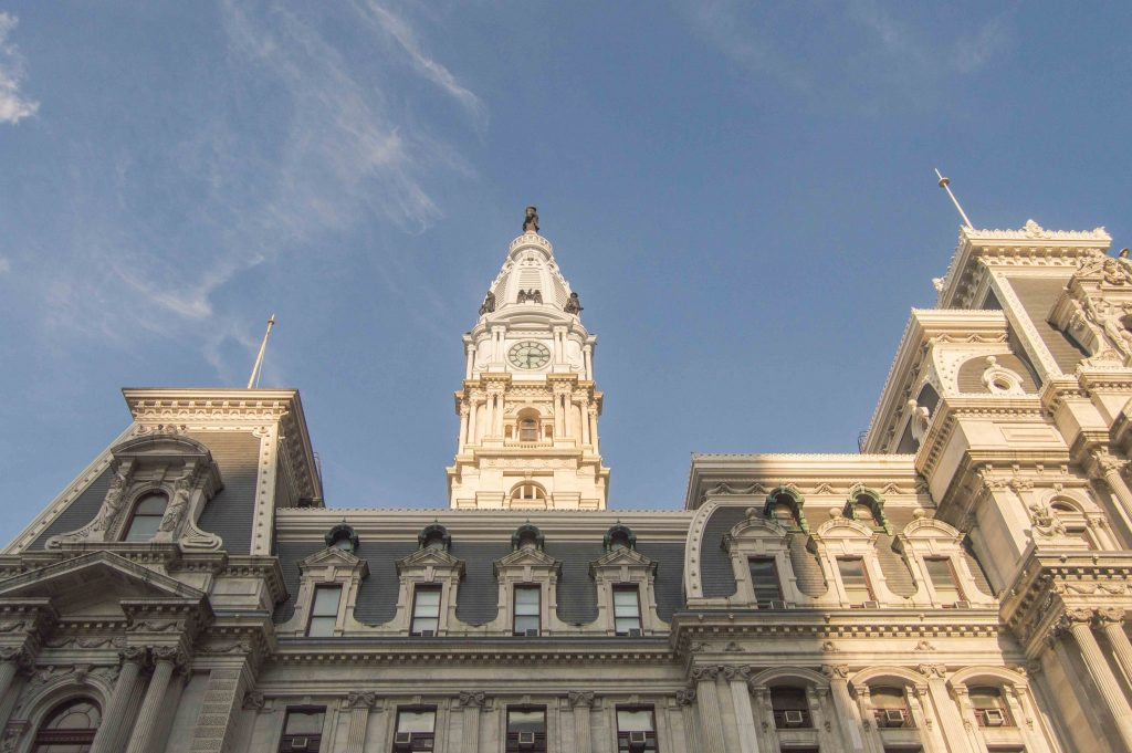 48 hours in Philadelphia
