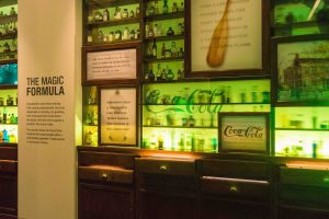 coca cola origins