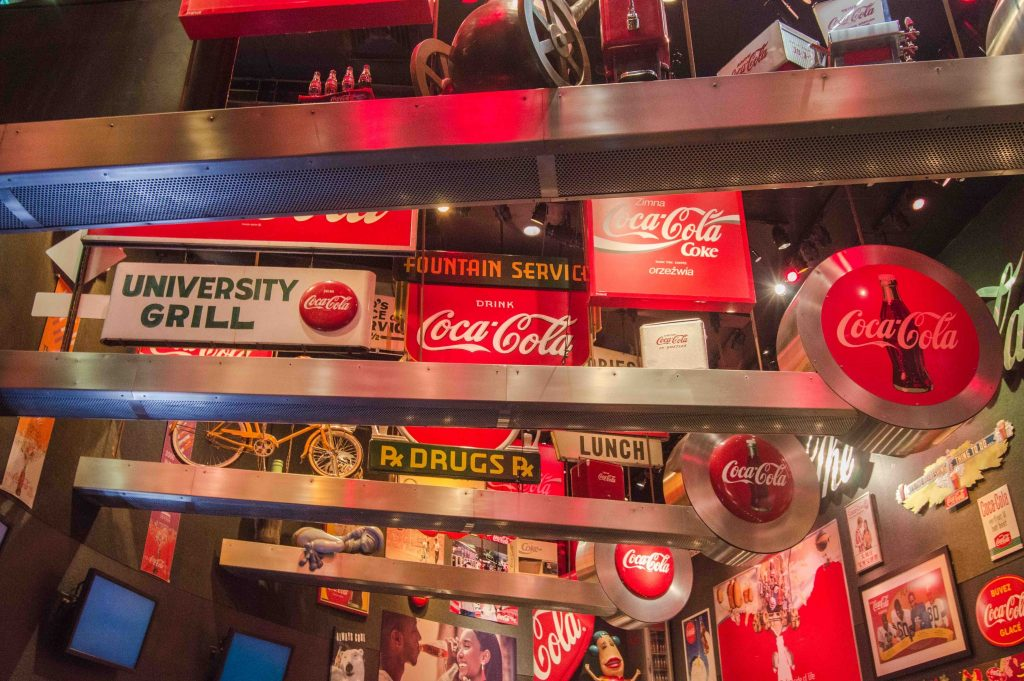 world of coca-cola history