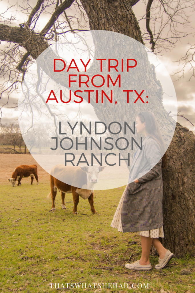 Lyndon Johnson Ranch: day trip from Austin, Texas. #texas #austin #lyndonjohnson