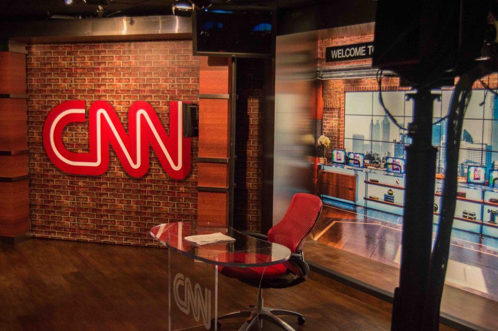 CNN tour Atlanta