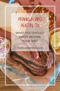 franklin bbq austin tx what you should know before visit