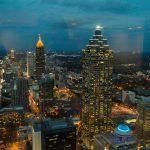 one day itinarary Atlanta