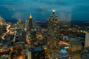 one day itinarary Atlanta