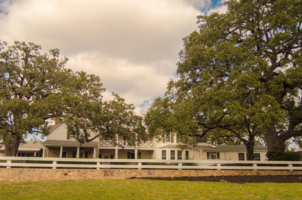 texas white house