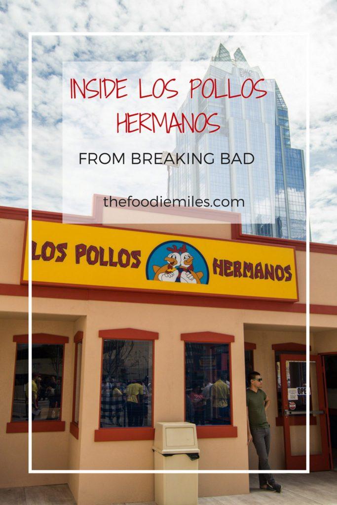 LOS POLLOS HERMANOS BREAKING BAD