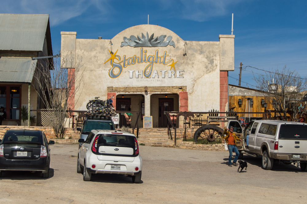 Starlight Theatre Terlingua