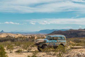 Terlingua TX views
