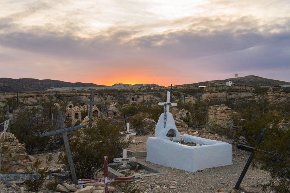 Terlingua sunsets