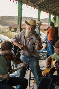music at the porch terlingua