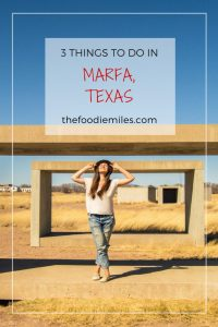 3 things to do in Marfa Texas