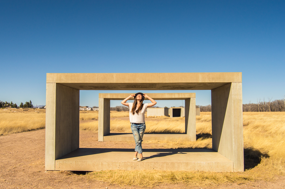 Donald Judd Chinati Foundation