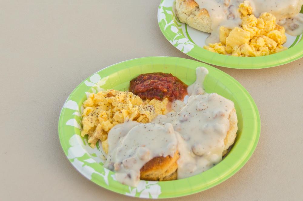 Chuckwagon Breakfast