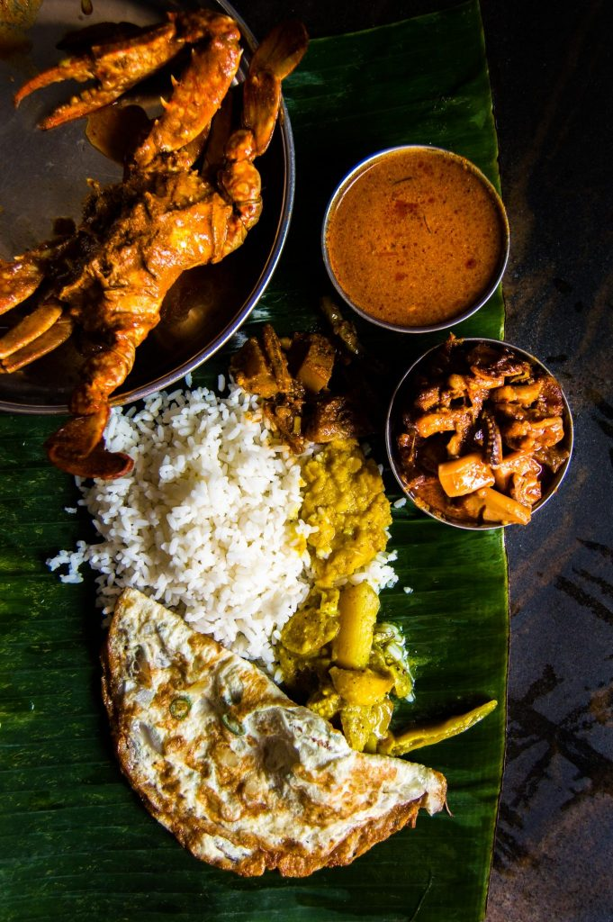 Where to try sri lankan food in colombo the foodie miles for Authentic sri lankan cuisine