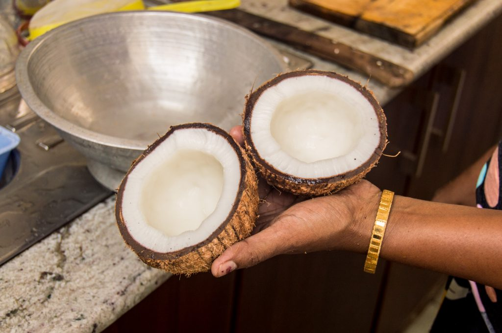 sri lanka coconut