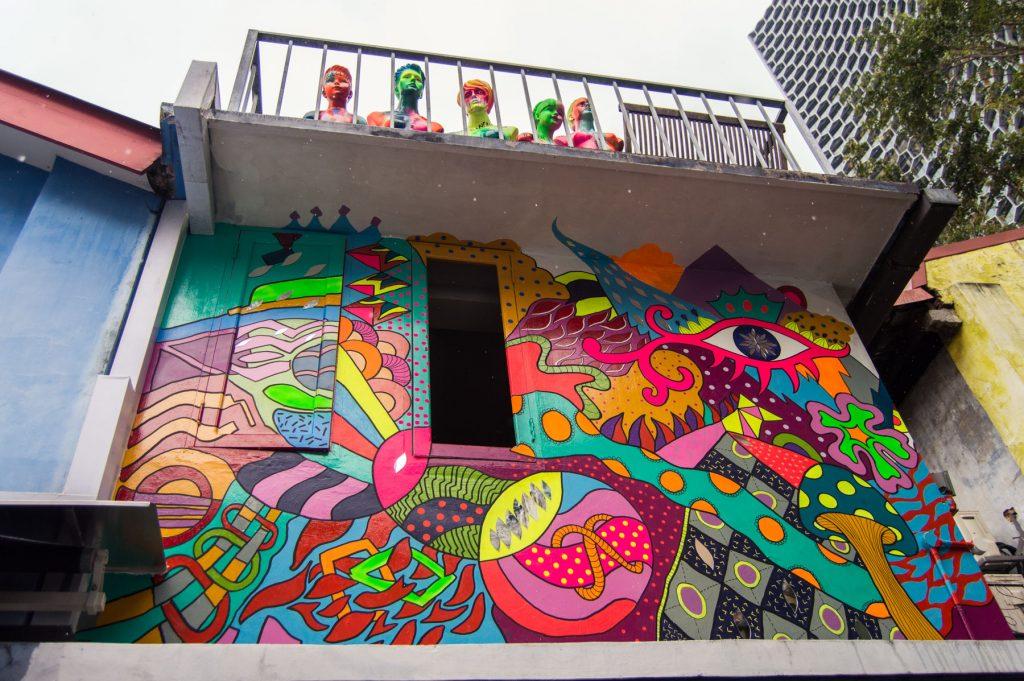 arab quarter architecture