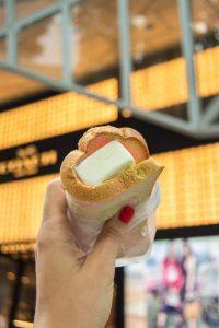 ice cream in bread singapore