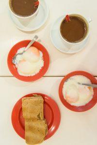 kaya toast singapore breakfast