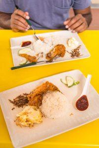 nasi lemak singapore