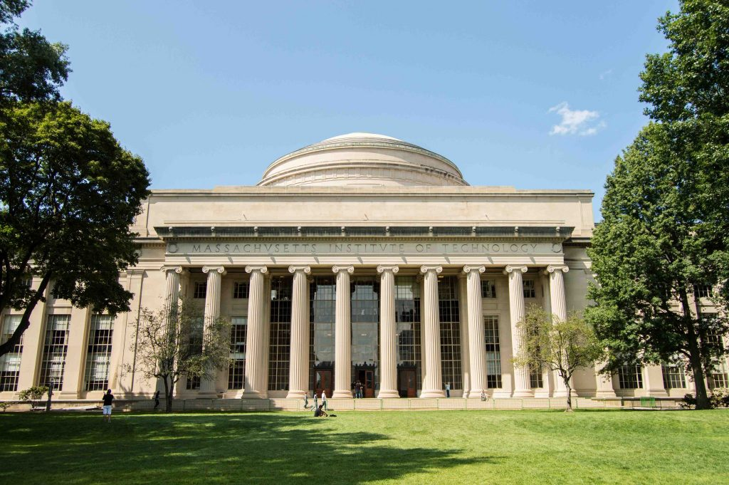 MIT Killian Court