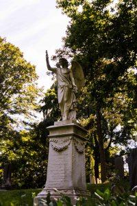 Mount Auburn Cemetery Cambridge