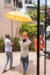 sri lankan buddhist ceemonies