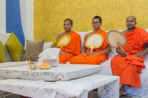 sri lankan pirit ceremony