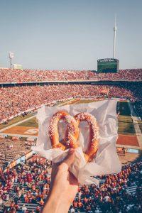 pretzel football game