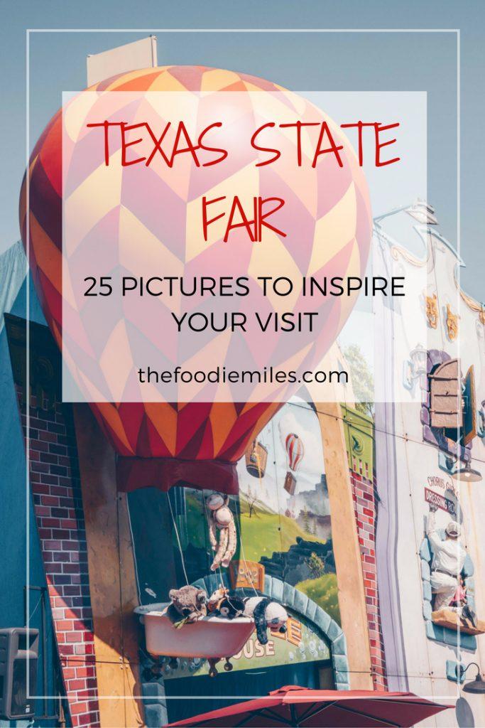 texas state fair inspire visit