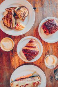 tartine San Francisco pastries