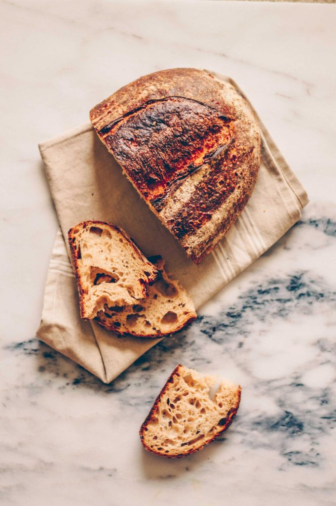 хлеб пекарня тартин