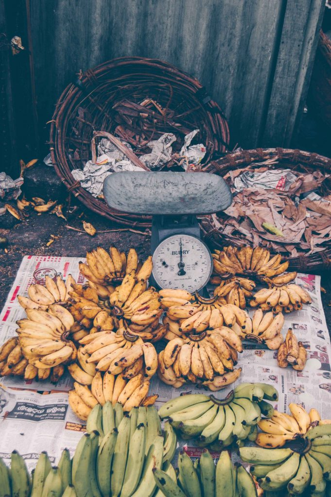 what is Sri Lankan food
