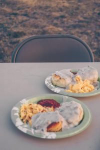 chuckwagon breakfast alpine