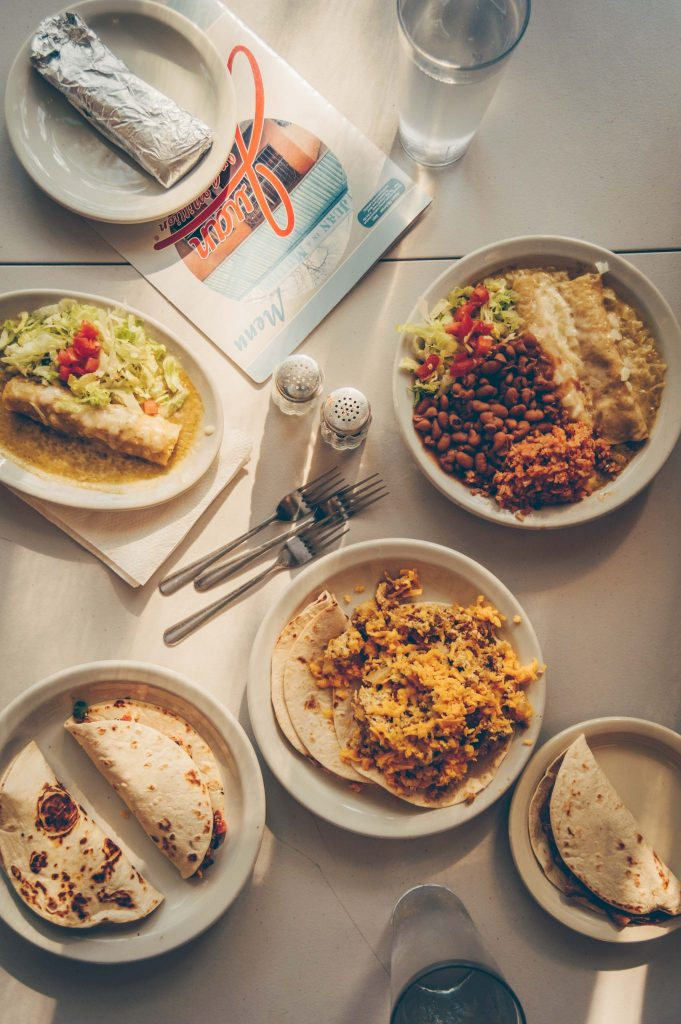 foodie miles best meals of 2017