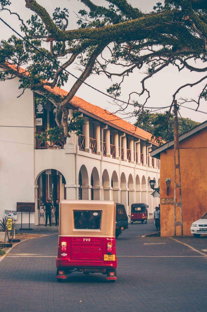 Sri Lanka tuk tuk tips