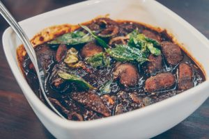 kos atta curry