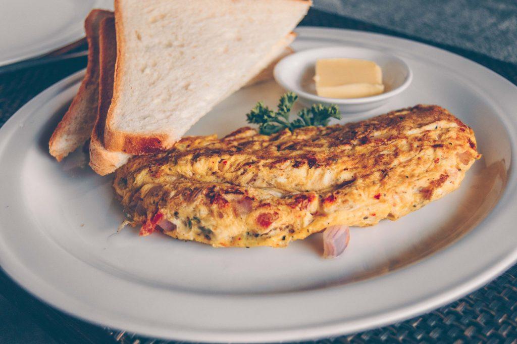 sri lankan omelet